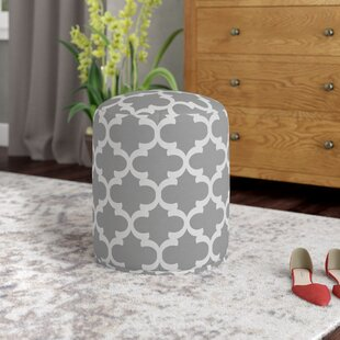 Great choice Cashwell Pouf By Andover Mills