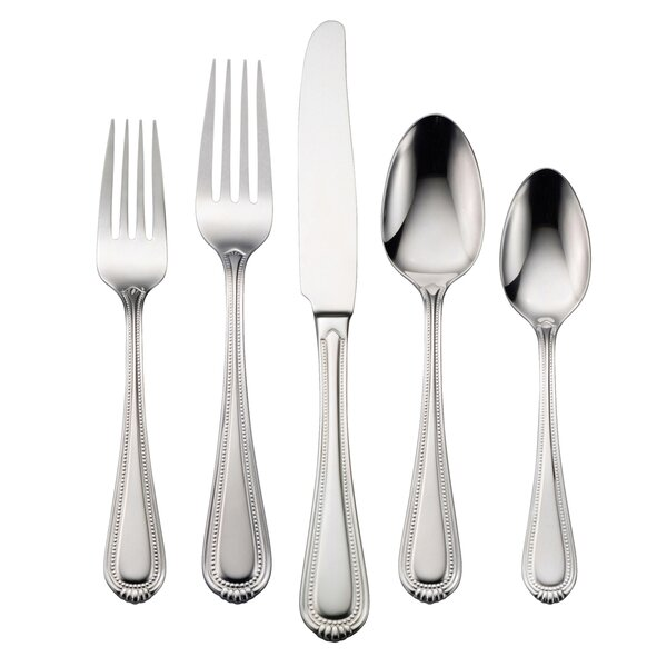 Countess 45 Piece Flatware Set by Oneida