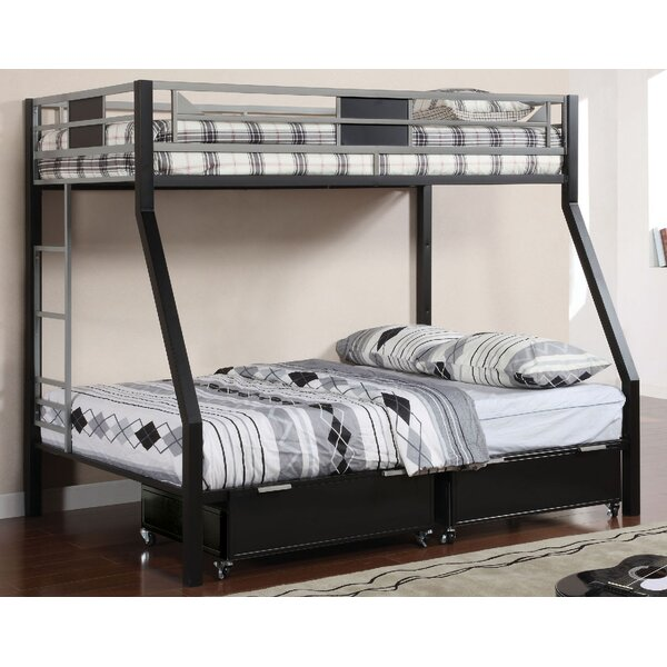 Anise Twin Over Full Bunk Bed by A&J Homes Studio