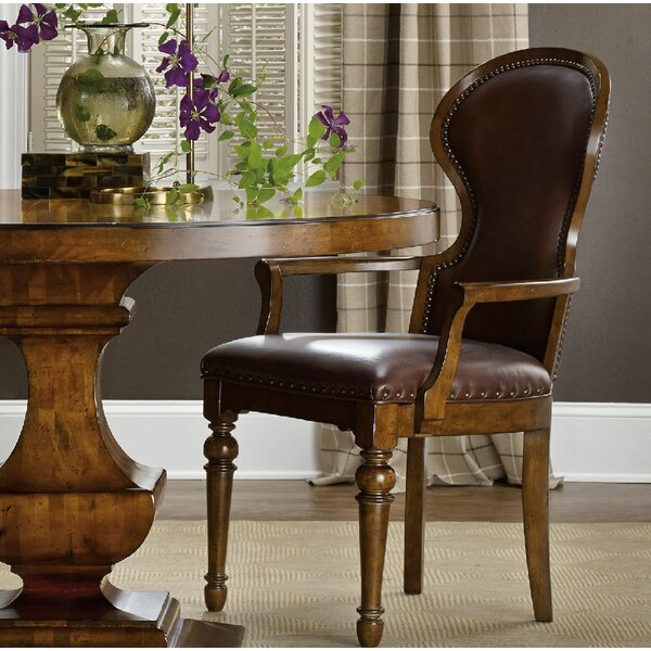 Tynecastle Upholstered Dining Chair (Set of 2) by Hooker Furniture