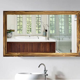 Online Reviews Pittenger Bathroom/Vanity Mirror By Bloomsbury Market