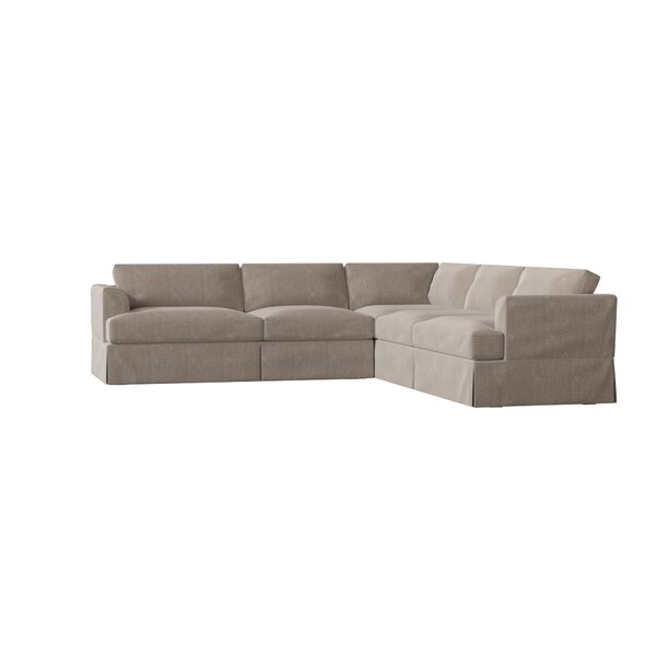 Bentley L-Shaped Sectional By Klaussner Furniture