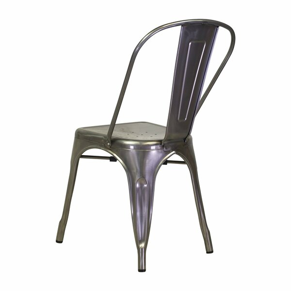 Stacking Patio Dining Chair by C2A Designs C2A Designs