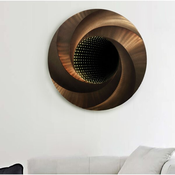 Adriana Infinite Way Wall Mirror by George Oliver