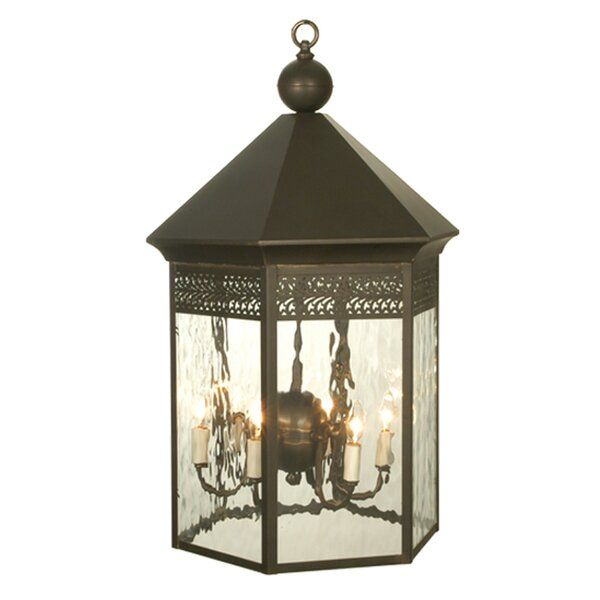 Posada 6 - Light Lantern Geometric Chandelier By Bungalow Rose