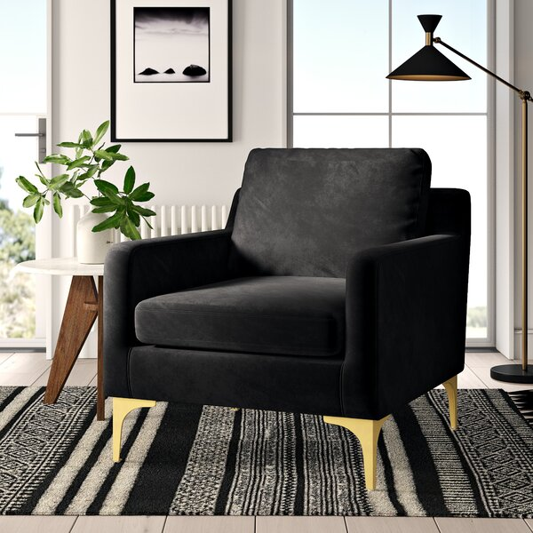 Charlie Armchair by Modern Rustic Interiors
