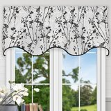 Window Valances, Café & Kitchen Curtains You\'ll Love in 2019 ...
