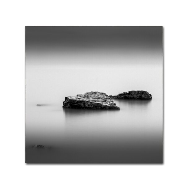 Simple by Dave MacVicar Photographic Print on Wrapped Canvas by Trademark Fine Art