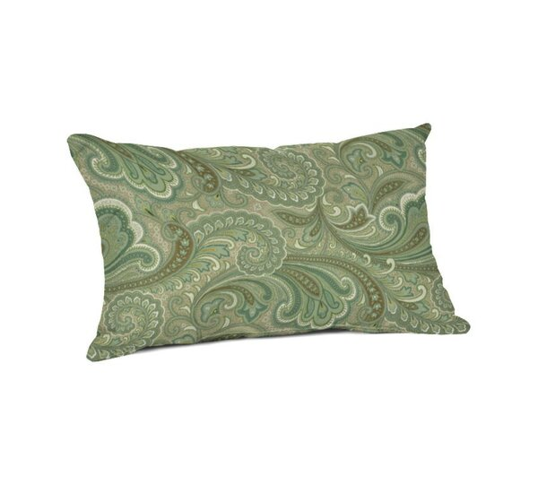 Hoffman Outdoor Lumbar Pillow by Charlton Home