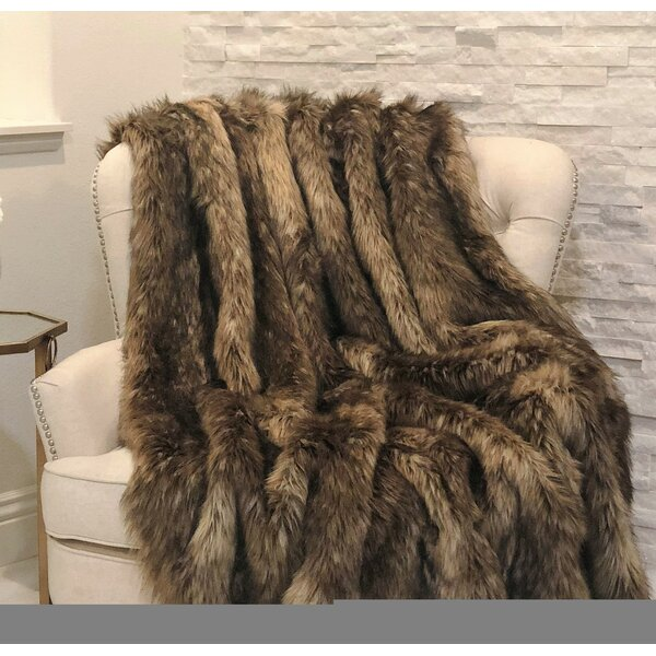 Bessie Handmade Luxury Blanket by Foundry Select