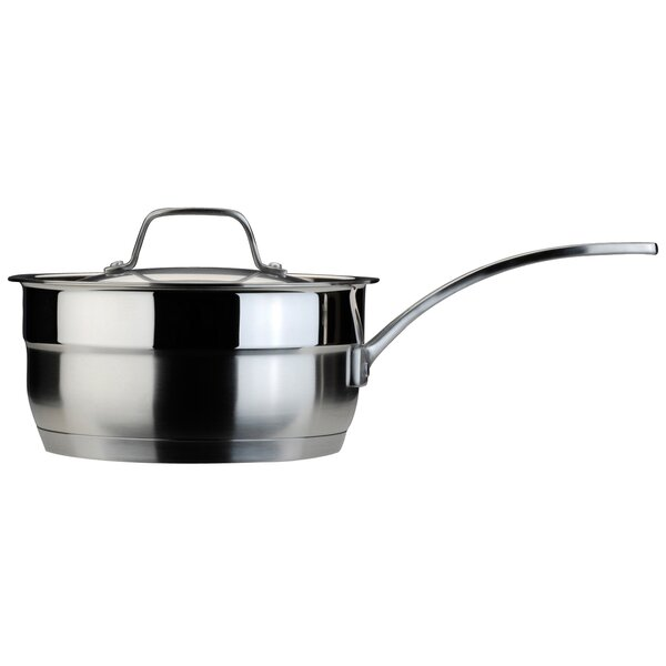 Earthchef  Professional Saucepan With Lid by BergHOFF International
