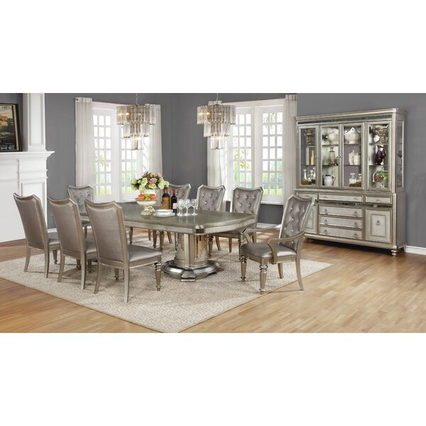 Barrowman 9 Piece Dining Set by Astoria Grand Astoria Grand