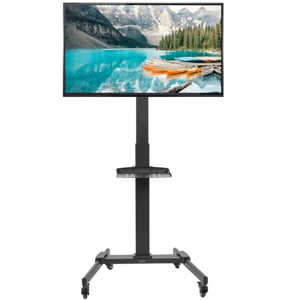 Mobile Floor Stand Mount For 32