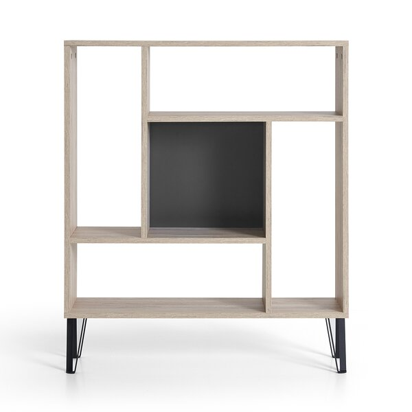 Keeling Geometric Bookcase by George Oliver