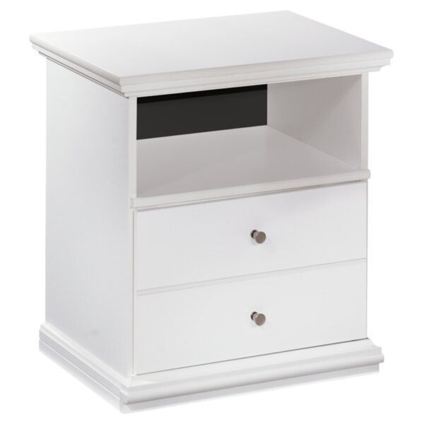 Petrin 1 Drawer Night Stand by Winston Porter