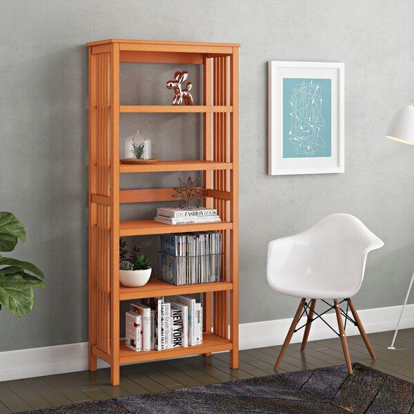 Morais Standard Bookcase By Ebern Designs