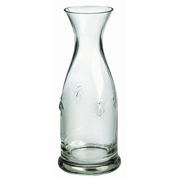 Napoleon Bee 39 Oz. Carafe by La Rochere