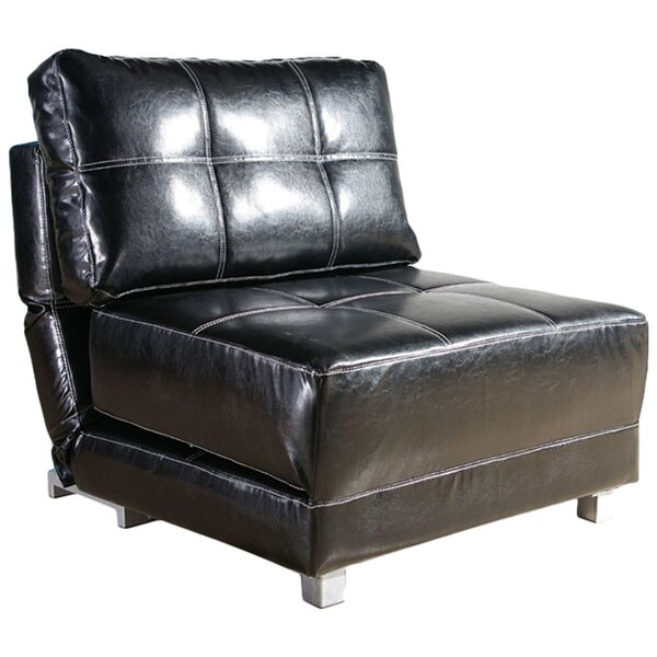 Hersey Convertible Chair By Ebern Designs
