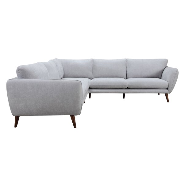 Boos Sectional by Corrigan Studio