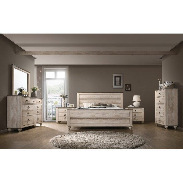 Tavistock Standard 6 Piece Bedroom Set By Three Posts Teen by Three Posts Teen 2020 Sale