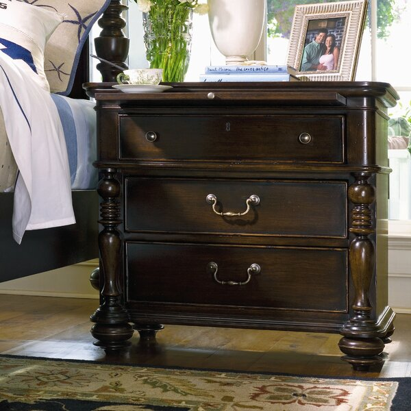 Dallin 3 Drawer Bachelors Chest by Darby Home Co