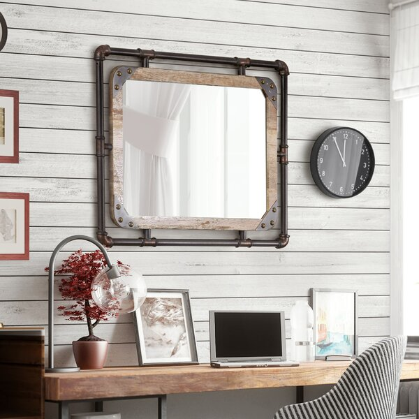Capri Bathroom Mirror by Trent Austin Design