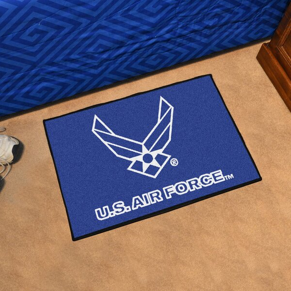MIL U.S. Air Force Doormat by FANMATS