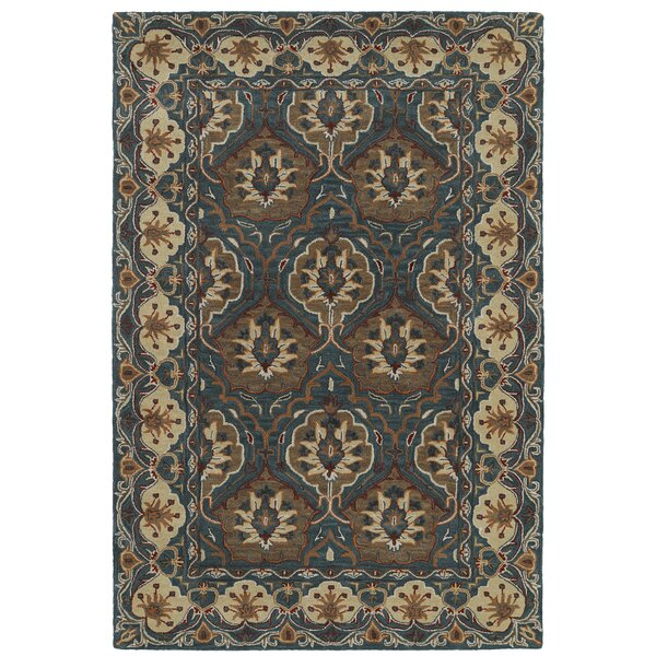 Curtiss Hand-Tufted Area Rug by Bloomsbury Market