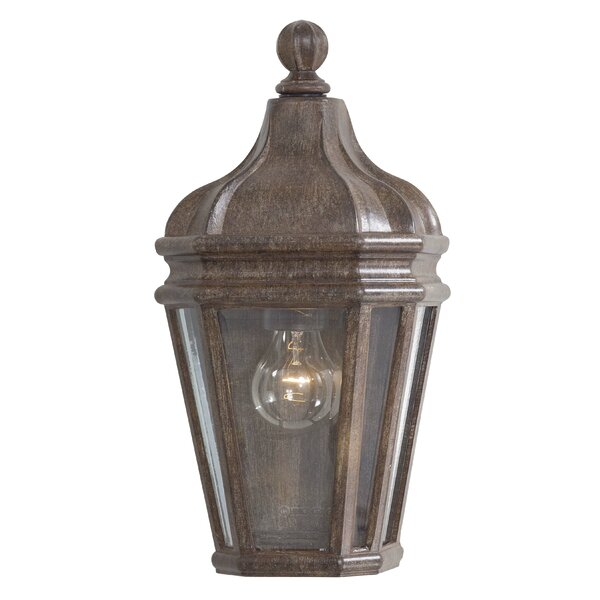 Harrison Outdoor Wall Lantern by Great Outdoors by Minka