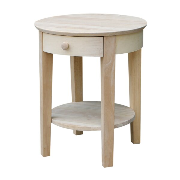 Philips End Table By International Concepts Great Reviews