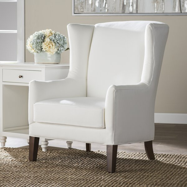 Wolfarth Wingback Chair by Birch Lane™ Heritage