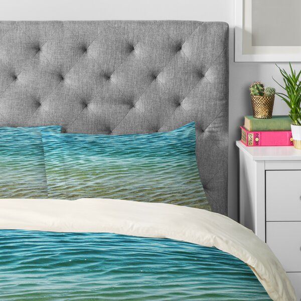 Rory Ombre Sea Pillowcase by Langley Street