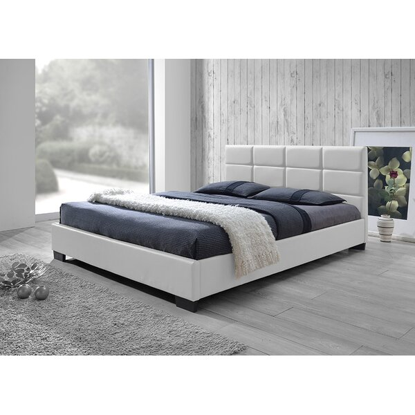 Allenhurst Upholstered Platform Bed by Wrought Studio
