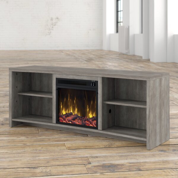 Mercury Row TV Stand Fireplaces