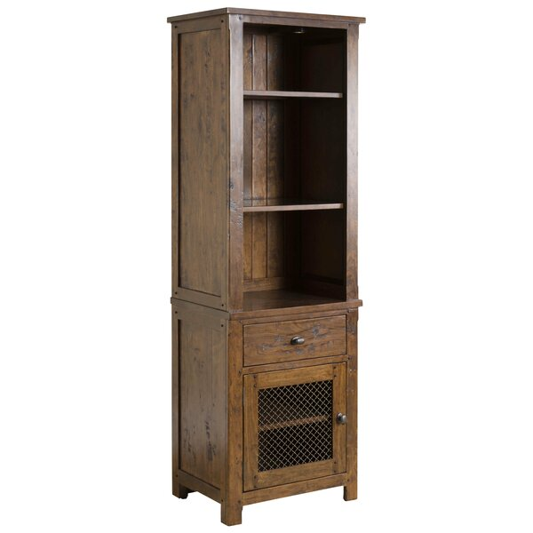 Elements Pier Cabinet Standard Bookcase by MacKenzie-Dow