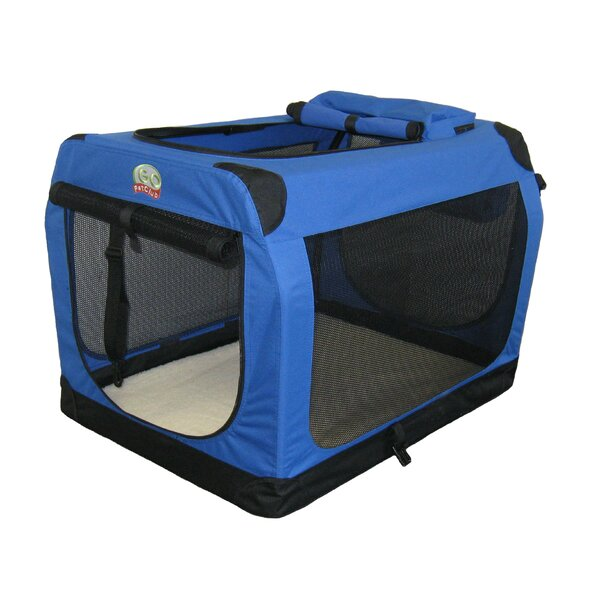Travel Pet Crate by Go Pet Club