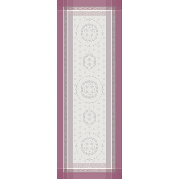 Abeilles Royales Table Runner by Garnier-Thiebaut Inc
