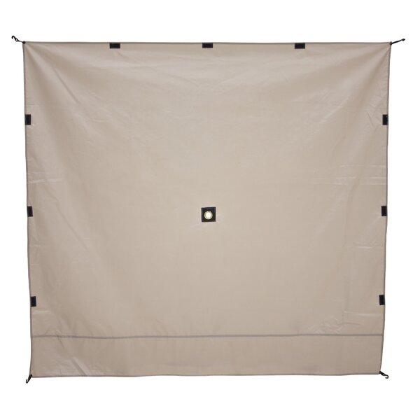 Portable Gazebo Screen Tent Wind Panel (Set of 3) by Gazelle