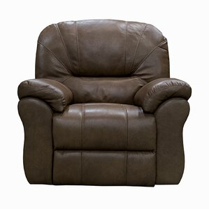 Frankfort Leather Power Wall Hugger Recliner by Coja