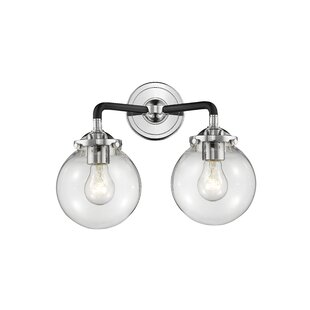 Modern Commercial Use 2 Wall Sconces Allmodern