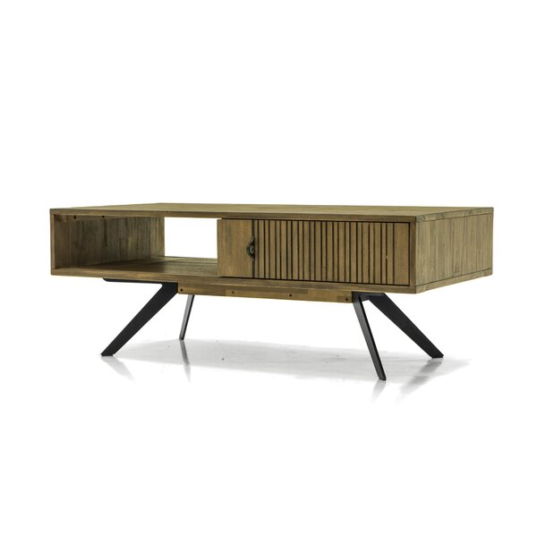 Crowe Coffee Table With Storage By Foundry Select