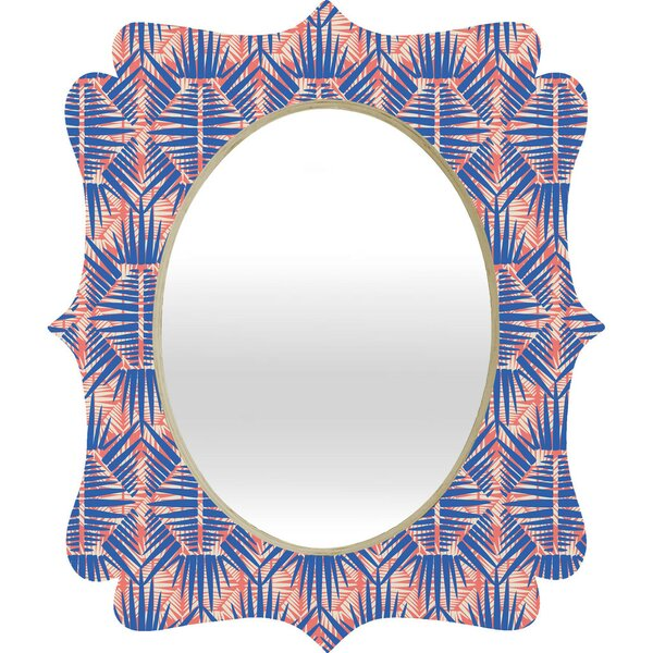 Quatrefoil Accent Mirror by Brayden Studio