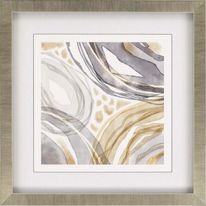 Natural Elements 2 Framed Graphic Art by Paragon