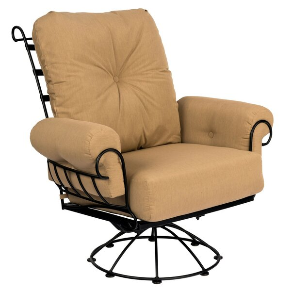 Terrace Rocking Chair with Cushions by Woodard
