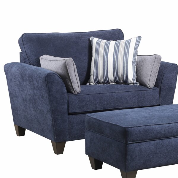 Eaker Armchair by Charlton Home