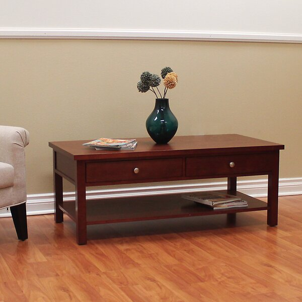 Oakdale Coffee Table by DonnieAnn Company