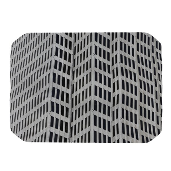 The Grid Placemat by KESS InHouse