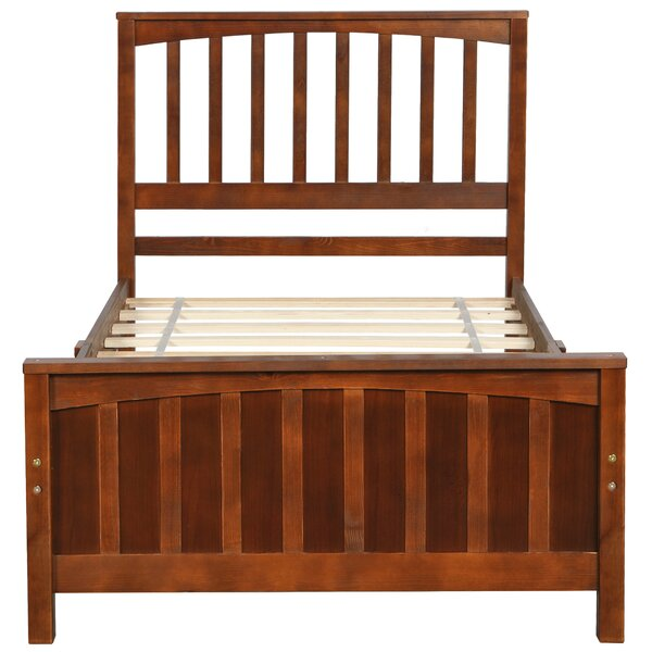 Twin Platform Bed By Winston Porter by Winston Porter Discount