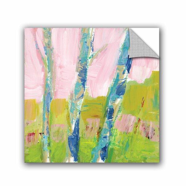 Pamela J. Wingard Trees Belief Wall Decal by ArtWall