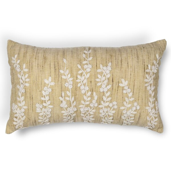 Warwick Indoor/Outdoor Cotton/Linen Lumbar Pillow by Darby Home Co